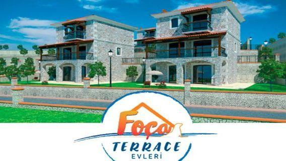 Foça Terrace Taş Evler  Projesi