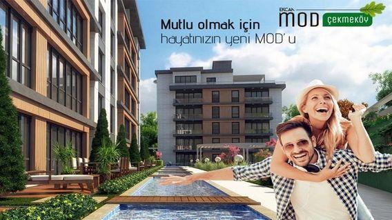 Mod Çekmeköy Projesi
