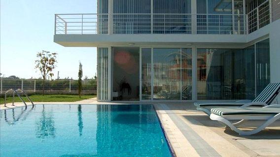 Novron Feronia Villaları Projesi