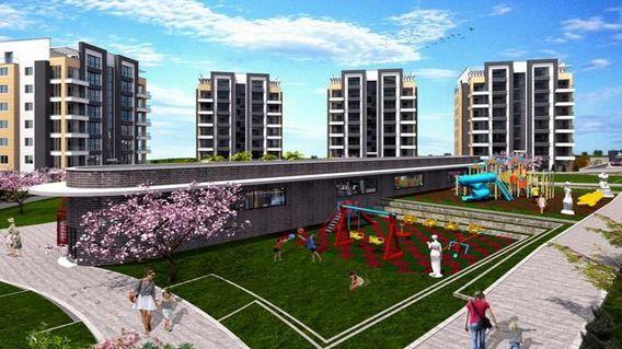 Lotus Park Residence Projesi