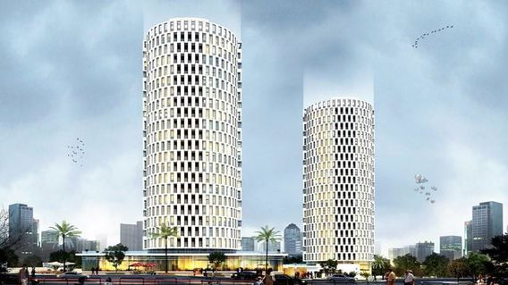Lotus Towers Projesi