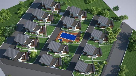 Neva Villaları Projesi