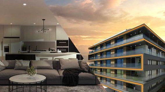 Paradise Residence Projesi