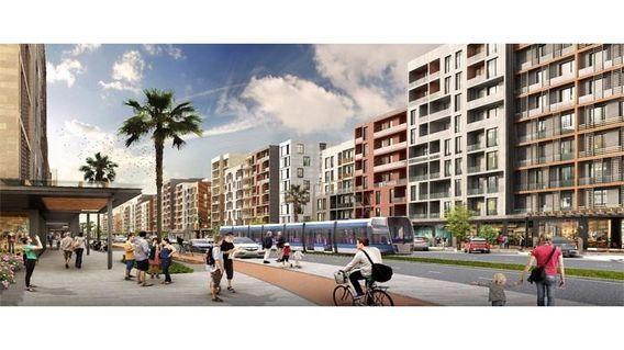 Sur Yapı Antalya  Projesi