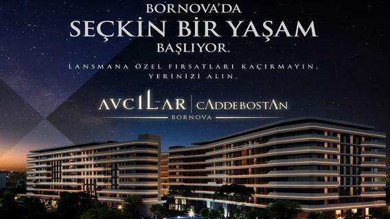 Cadde Bostan Bornova