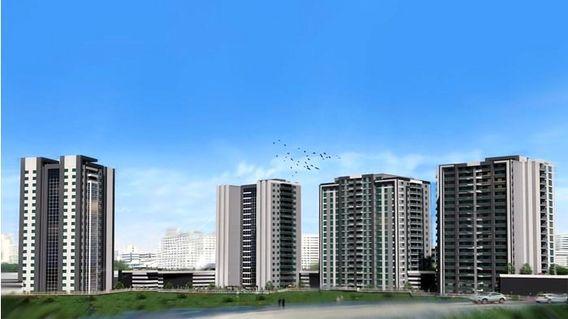 Konut Kent Yenişehir  Projesi