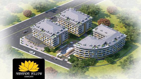 Maranda Yellow Çerkezköy Projesi