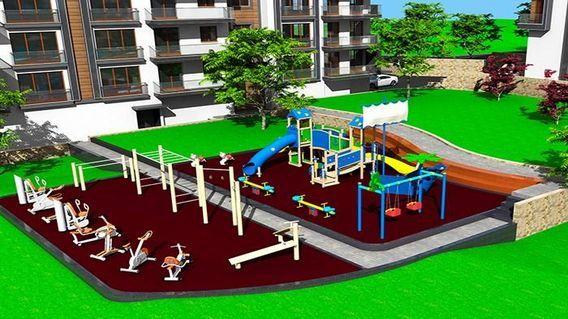 Gardenpark Evleri Projesi
