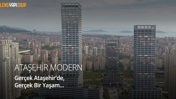 Ataehir Modern Projesi