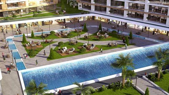 Meydan Suites Yalova Projesi