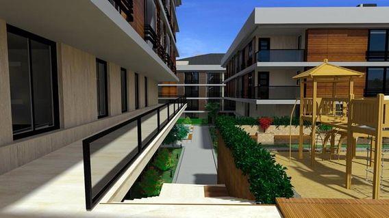 Şehr-i Sefa Konakları Projesi
