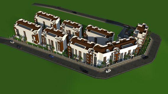 Diamond Melek House