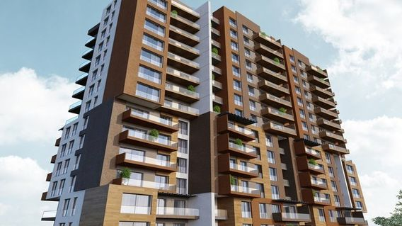 Mynar Life Residence Projesi