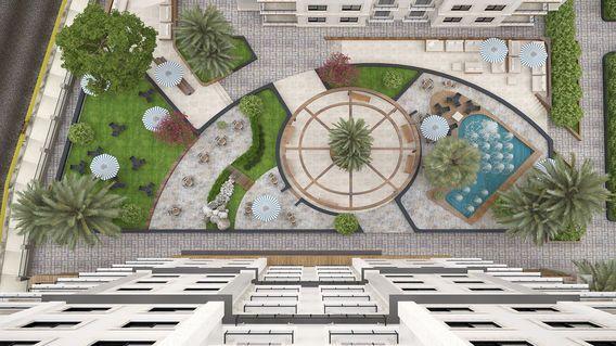 Çetsa Park Evleri Projesi