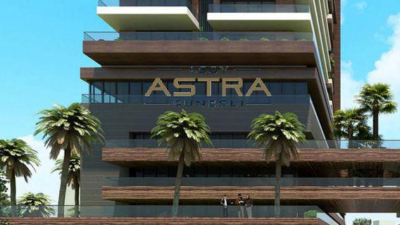 Asoy Astra Güneşli Projesi