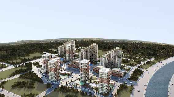 Dreamtown Adana Projesi