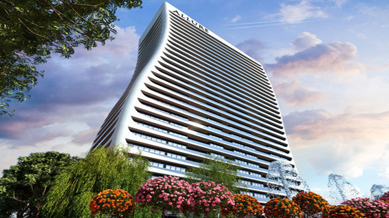 Allure Tower Projesi