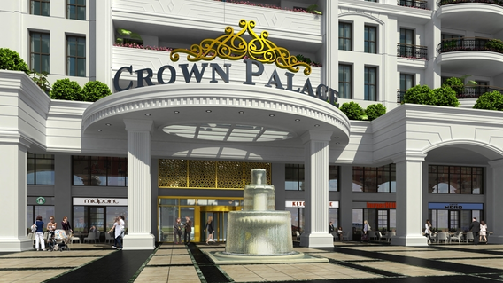 Crown Palace Projesi