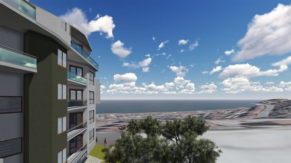 Olivium Residence 2 Projesi