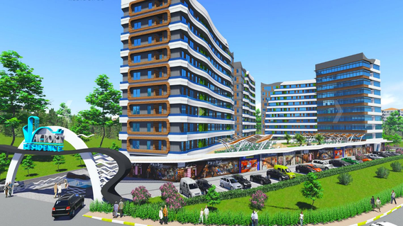 Ayport Residence Projesi