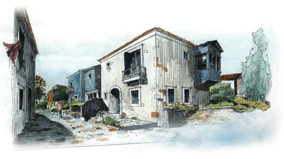 Mi'Marin Köyce Alaçatı