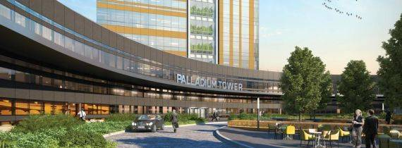 Palladium Tower Projesi