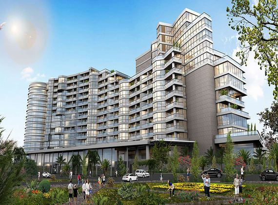 Prime İstanbul Residences Projesi
