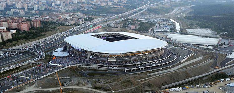 TT Arena Türkiye'nin İlk Akıllı Stadyumu Olacak