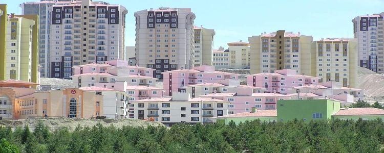 Ankara Turkuaz Vadisi Toki Evleri'nde 2 Konut Satışa Çıkıyor