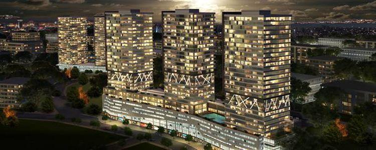 İstanbul 216 Projesinde 350 Bin TL'den Başlıyor