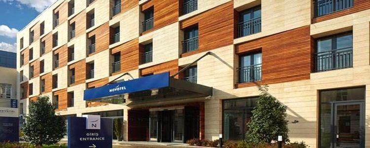 Novotel İstanbul Bosphorus Karaköy Açıldı