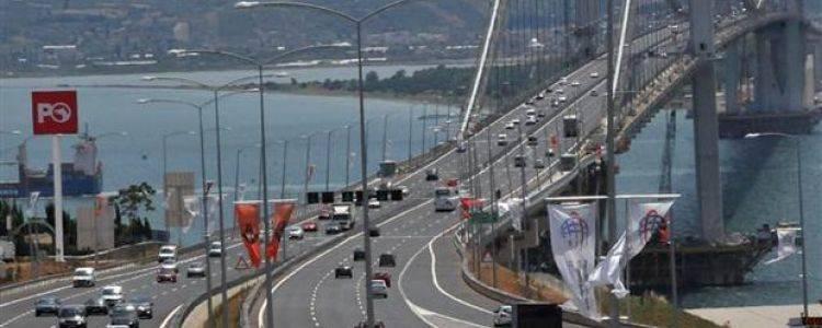 Osmangazi Köprüsü'nde Ücretli Geçişler Başladı