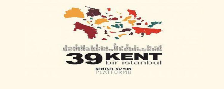 '39Kent1İstanbul Programı' Tanıtıldı