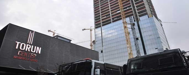 Torun Center Projesi İçin Durdurma Kararı