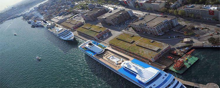 Galataport Projesi Halka Açılıyor