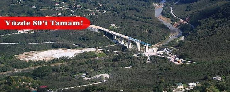 Karadeniz Akdeniz Yolu Projesinin Açılış Tarihi Belli Oldu