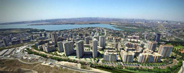 Tema İstanbul Projesinde Hemen Teslim Daireler 3 Bin 800 TL Taksitle