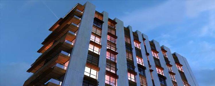 Kalamış Rezidans Kadıköy'de Yükseliyor