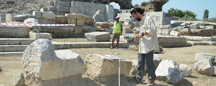 İznik'in 2 bin yıllık Roma Tiyatrosu ayağa kalkıyor!