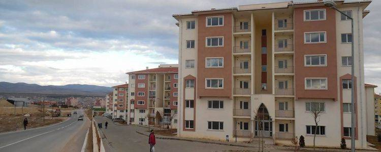 TOKİ Kırşehir Bağbaşı'nda 8 Konut Satışa Çıkarıldı