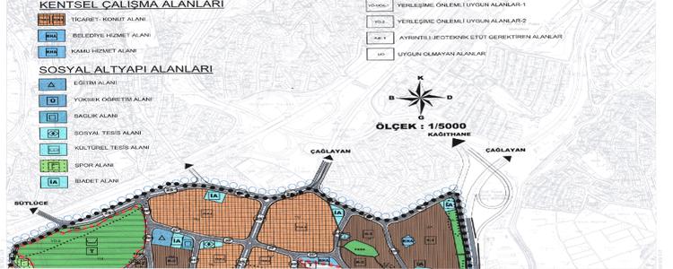 Okmeydanı Tarihi Sit Alanları İmar Planı Askıda