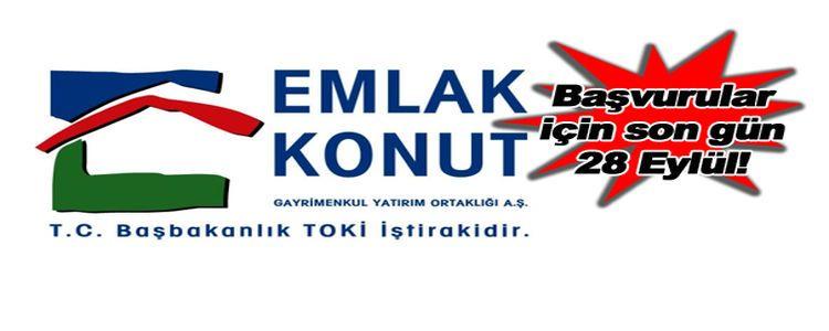 Emlak Konut Başakşehir Evleri 2.Etap İçin  Ön Talep Toplamaya başladı!