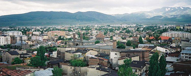 Erzurum Kentsel Dönüşüm Çalışmaları