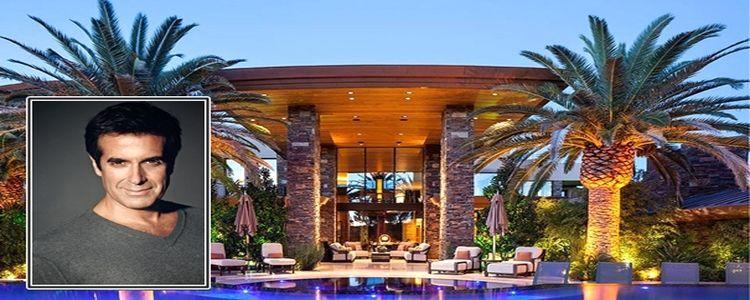 David Copperfield Las Vegas'ın En Pahalı Evini Aldı