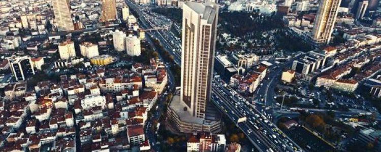Nurol Tower Projesinde Hemen Teslim Ofisler