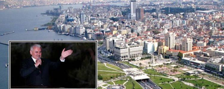 İzmir'e Çılgın Proje