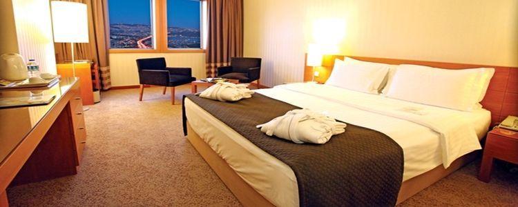 Bursa'ya 60 Milyon Dolarlık The Plaza Hotel!