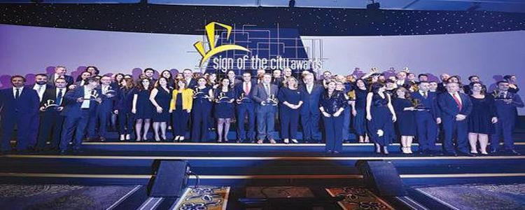 Sign Of The City Awards 2015'te Ödüller Sahibini Buldu