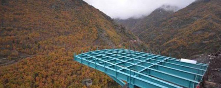 Türkiye'nin En Yüksek Cam Seyir Terası 2016'da Hizmete Girecek