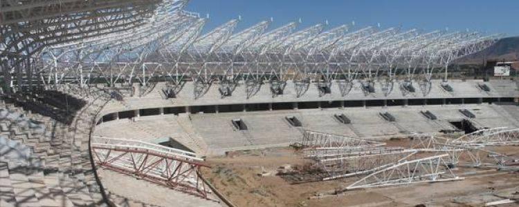 Malatya Arena Stadı 1 Yılda Tamamlanacak